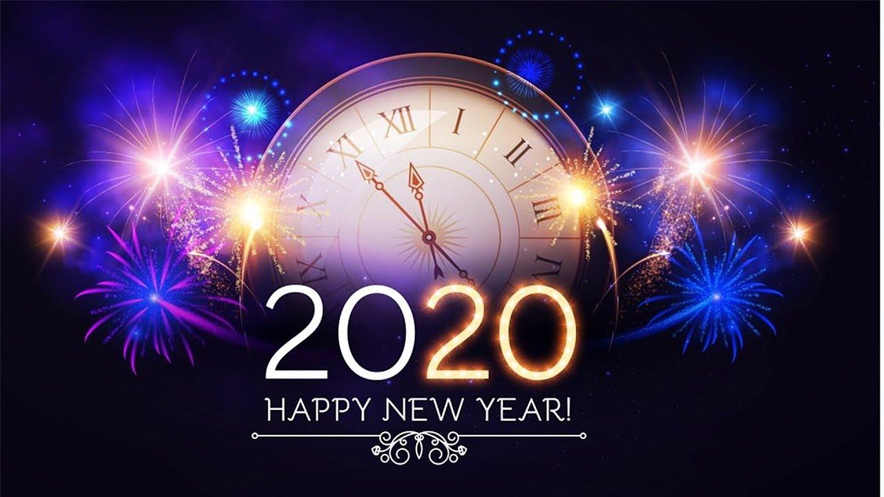 Auguri per un felice 2020