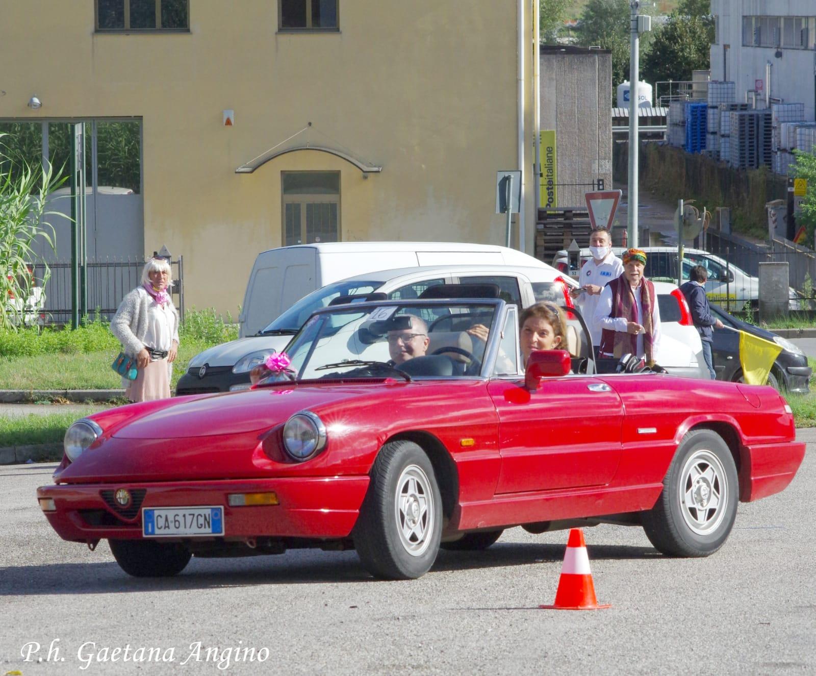 Gazzettino 112: Sfumature di Rosa e corso d'auto d'epoca le novità