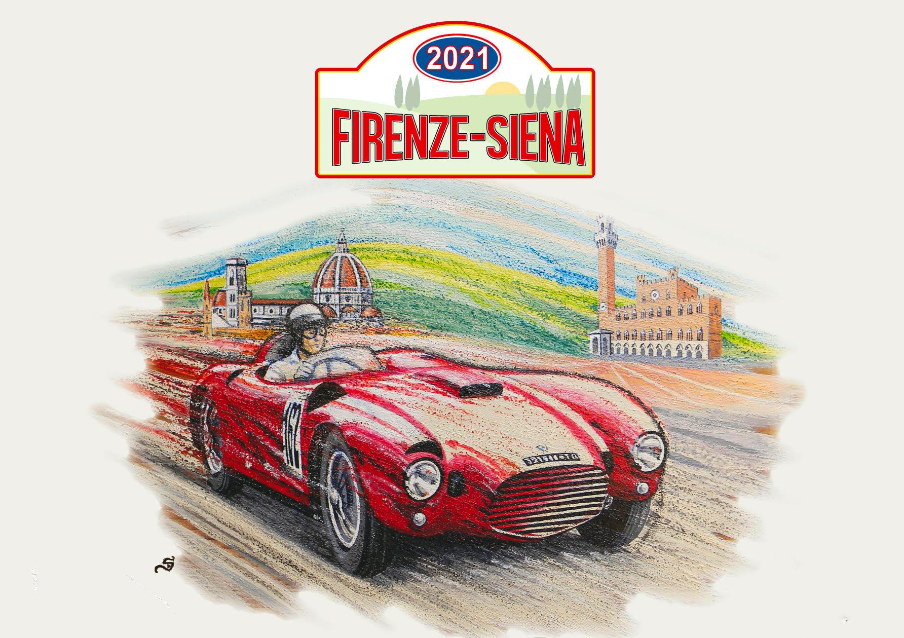 Firenze Siena: il 2021 ha un nuovo logo